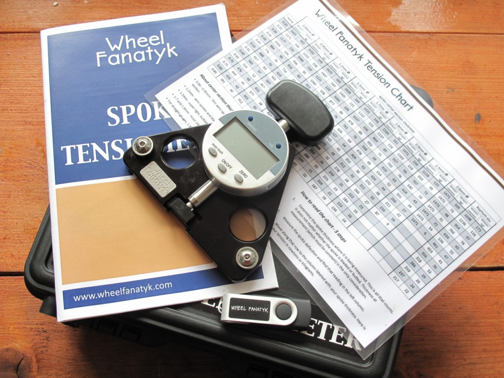 Wheel Fanatyk Tensionometer