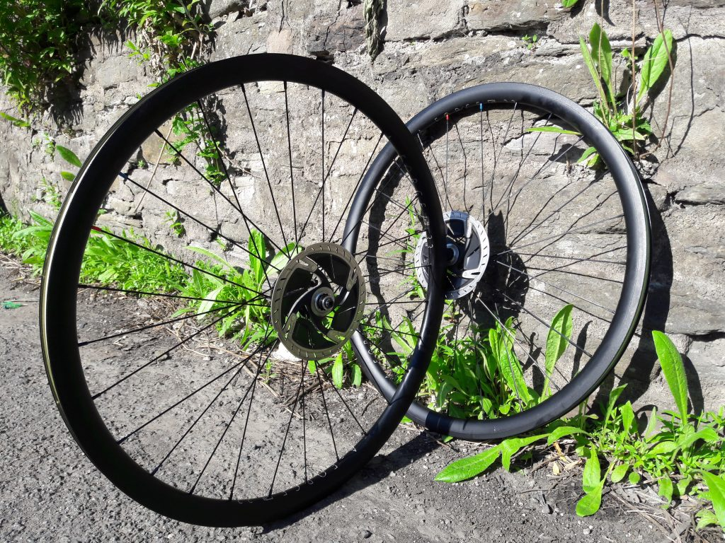 A-Force AL33 Disk Wheelset