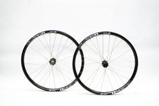 Handbuilt Gravel Wheels