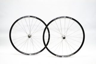Handbuilt Road Bike Disk Wheel
