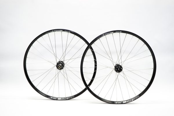Handbuilt Mountain Bike Wheels