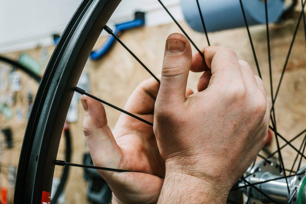 Ryan Builds Wheels Workshop Photo